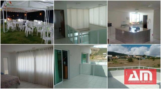 Casa com 5 dormitórios à venda, 515 m² por R$ 900.000,00 - Alpes Suiços - Gravatá/PE - Foto 3