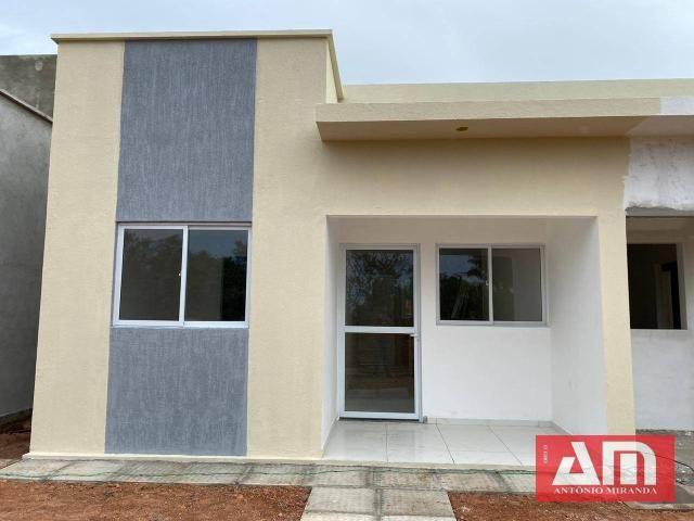 Casa com 2 dormitórios à venda, 56 m² por R$ 145.000,00 - Novo Gravatá - Gravatá/PE