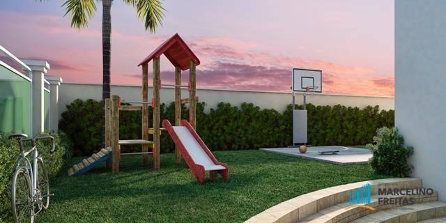Apartamento com 3 dormitórios à venda, 71 m² por R$ 430.000,00 - Jacarecanga - Fortaleza/C - Foto 10