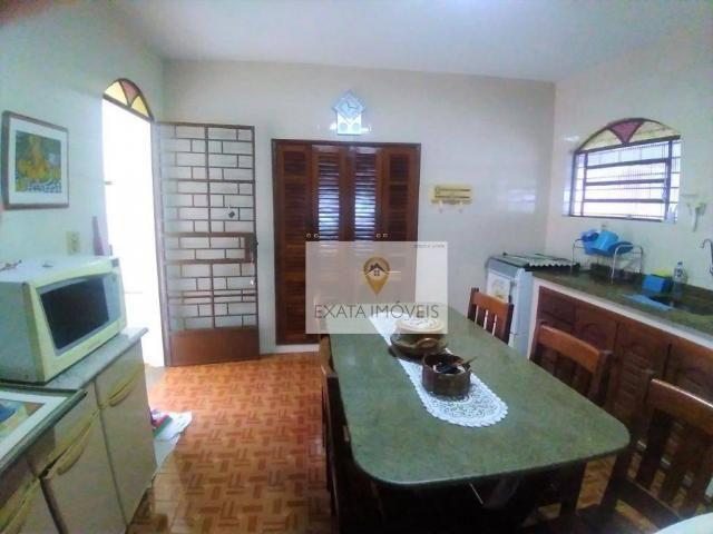 Linda casa linear em 2 terrenos de esquina, Centro/ Rio das Ostras! - Foto 17