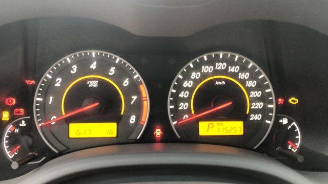 Corolla GLi 1.8 - 2010 - Prata - Foto 8