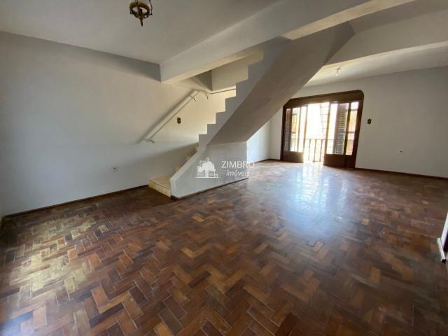 Casa 03 dormitórios para venda em Santa Maria no bairro Itararé com pátio e ok para financ - Foto 4