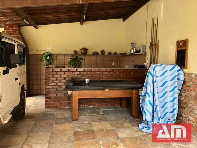 Casa com 4 dormitórios à venda, 250 m² por R$ 550.000,00 - Alpes Suiços - Gravatá/PE - Foto 4
