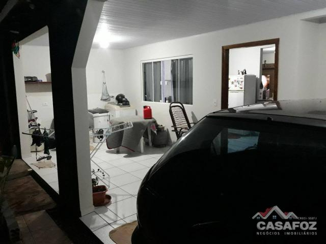 CA0107- CASA A VENDA NO JARDIM ITALIA EM FOZ DO IGUAÇU-PR - Foto 4