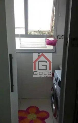 Apartamento com 2 dormitórios à venda, 52 m² por R$ 245.000 - Vila Francisco Matarazzo - S - Foto 6