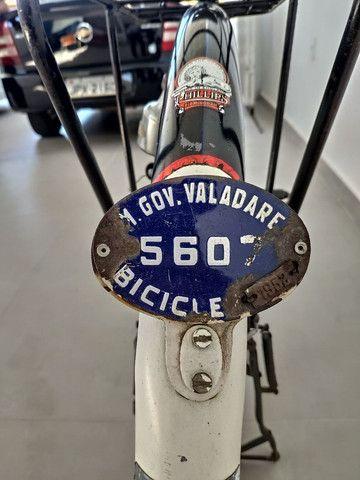 Bicicleta Phillips 1952 toda original - Foto 4