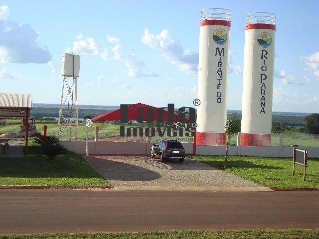 Terreno à Venda - Condomínio Mirante do Rio Paraná - Foto 2