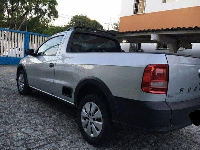 SAVEIRO ROBUST 1.6 ANO 2016/2017 **Carro de PATRÃO **  - Foto 3
