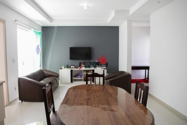 8287 | casa à venda com 3 quartos em bonsucesso, guarapuava - Foto 4