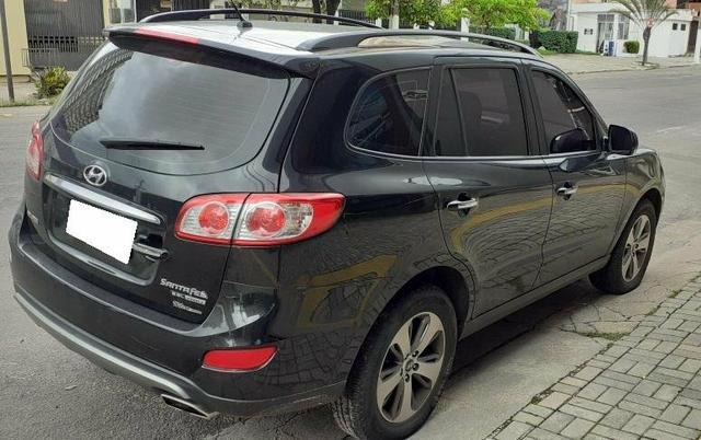 Hyundai Santa Fé GLS 3.5 - Foto 2