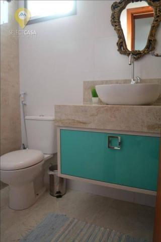 Vendo excelente casa no Condomínio Boulevard Lagoa com 3 quartos e 3 suítes - Foto 12