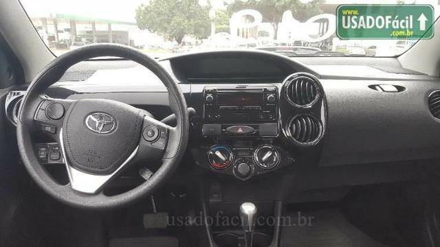 Etios Sedan X Plus Automatico Flex - Foto 3