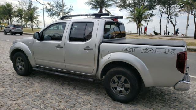 Frontier SV Attack 4x4 Diesel Automática IPVA 2020 Pago - Foto 6