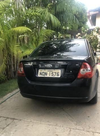 Fiesta sedan 1.6 completo 09/09 - Foto 6