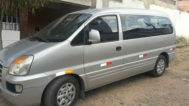 Hyundai H1 Starex 2006 R$35.500,00 - Foto 9