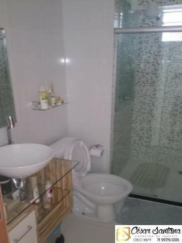 Apartamento 3/4 com suíte e varanda - Torres do Atlântico - Lauro de Freitas - Foto 3