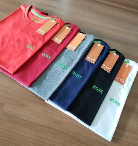 Camisetas linha Premium em todos os tamanhos e cores - Foto 5
