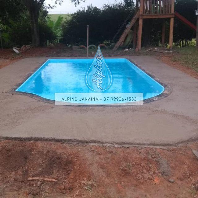 JA - Promoção piscina de fibra - Fábrica de Piscinas - Foto 3