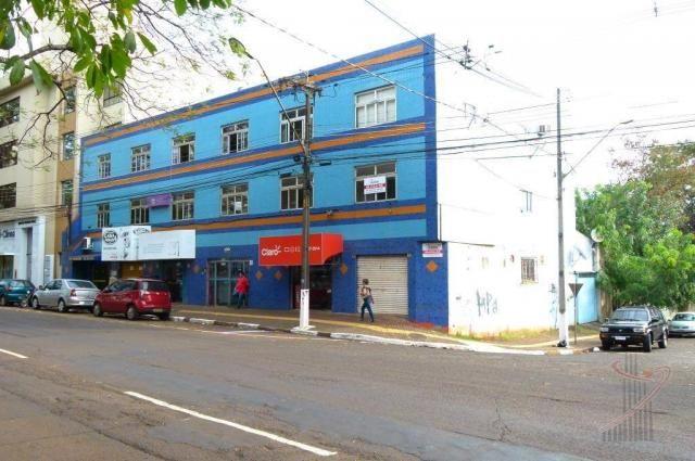 Kitnet para alugar, 60 m² por R$ 650/mês - Centro - Foz do Iguaçu/PR - Foto 2