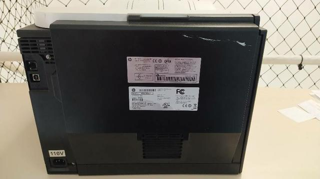 Impressora hp laserjet m451dw pro 400 ce958a colorida wi-fi / duplex | - Foto 3