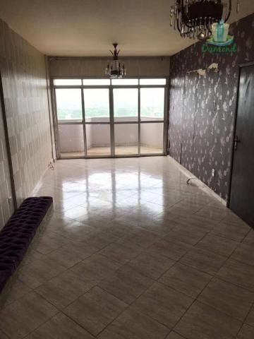 Apartamento com 4 dormitórios para alugar com 205 m² por R$ 2.500/mês no Centro em Foz do  - Foto 3