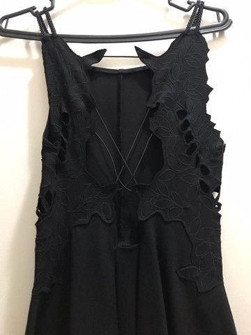 Vestido curto preto - Foto 5