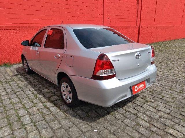 Etios 1.5 X Sedan 2020 Automático - Foto 6