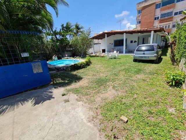 Linda casa terreno esquina 200 metros da praia  Maria farinha paulista - Foto 2