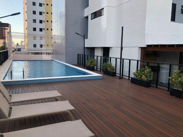 Apartamento com 2 Quartos no Bessa com Área de Lazer Completa - Andar Alto - Foto 15