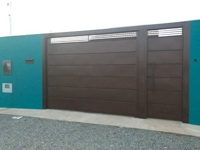 Casa térrea 2 vagas de garagem, quintal e armários planejados - Foto 14