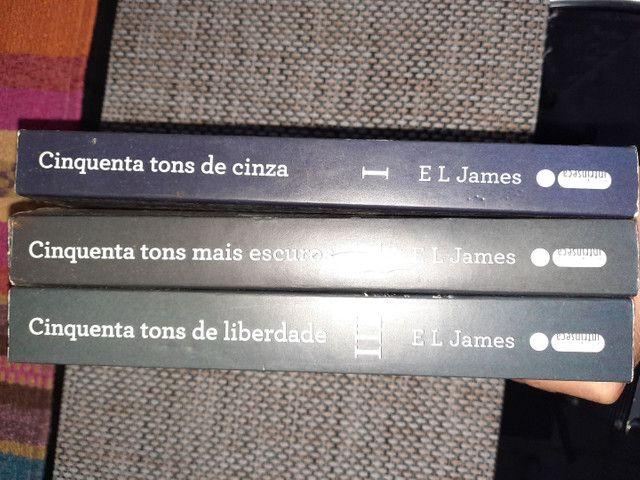 Trilogia 50 tons de cinza - Foto 2