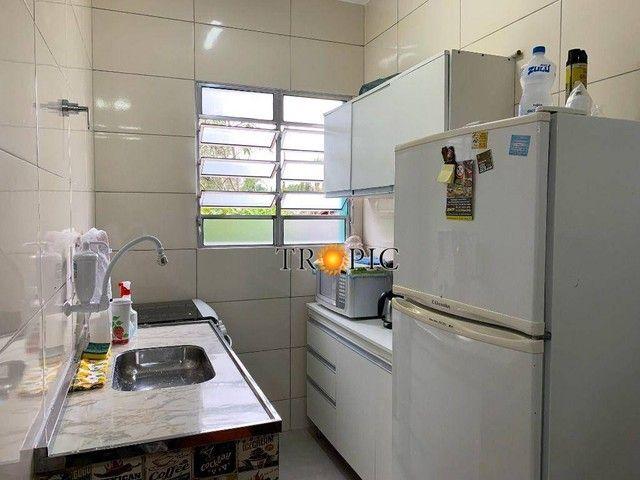 Apartamento com 3 dormitórios à venda, 120 m² por R$ 350.000,00 - Bal Mogiano - Bertioga/S - Foto 6