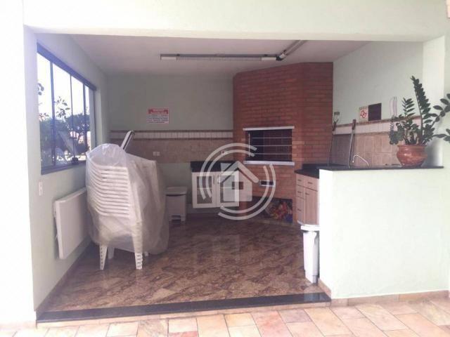 Apartamento com 3 dormitórios à venda, 88 m² por R$ 380.000,00 - Alto - Piracicaba/SP - Foto 8