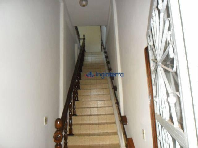 Casa para alugar, 100 m² por R$ 1.050,00/mês - Califórnia - Londrina/PR - Foto 4