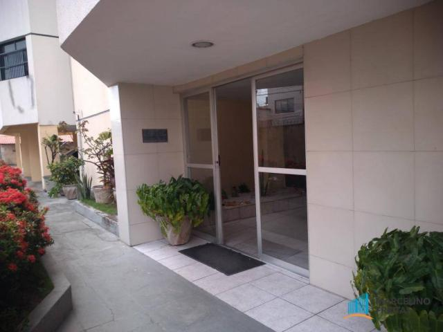 Apartamento com 3 dormitórios para alugar, 112 m² por R$ 999,00/mês - São Gerardo - Fortal - Foto 4