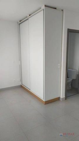 Apartamento com 1 dormitório para alugar, 42 m² por R$ 1.400/mês - Jardim Redentor - São J - Foto 7