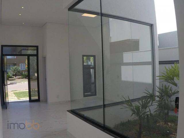 Casa com 3 dormitórios à venda, 168 m² por R$ 835.000 - Condomínio Alto de Itaici - Indaia - Foto 5