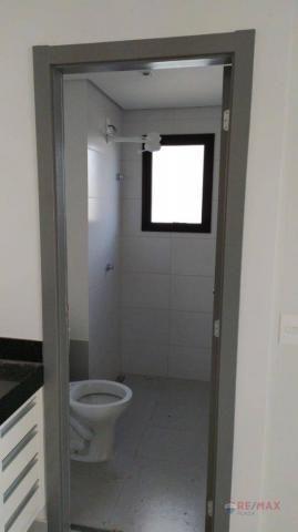 Apartamento com 1 dormitório para alugar, 42 m² por R$ 1.400/mês - Jardim Redentor - São J - Foto 2