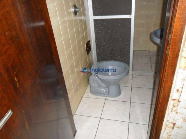 Casa para alugar, 100 m² por R$ 1.050,00/mês - Califórnia - Londrina/PR - Foto 19