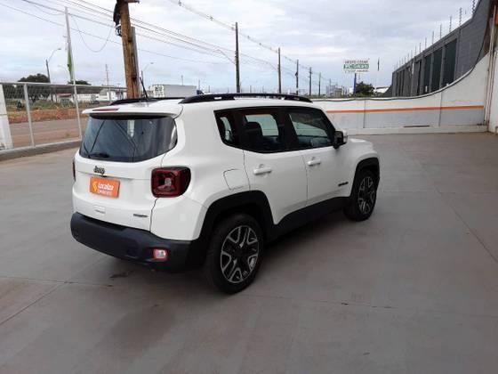 RENEGADE 2019/2020 1.8 16V FLEX LONGITUDE 4P AUTOMÁTICO - Foto 7