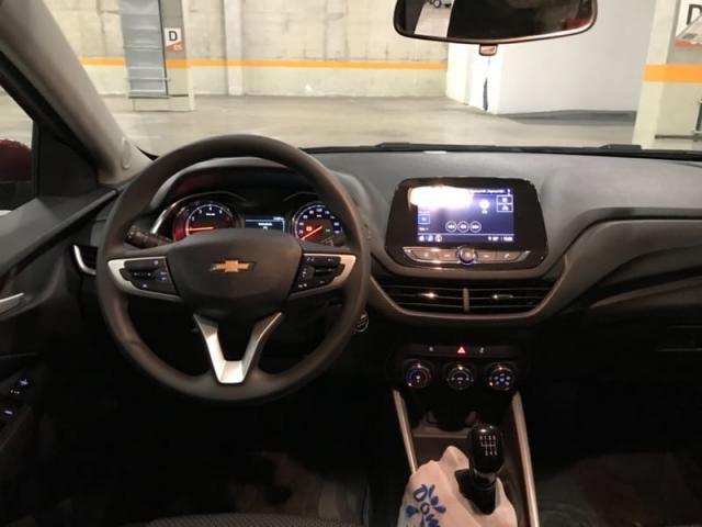 Chevrolet Onix 1.0 Lt 8v Flex 4p Manual 2020 - Foto 6