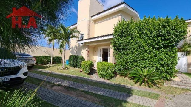Casa com 3 dormitórios à venda por R$ 799.000 - Coité - Eusébio/CE - Foto 2