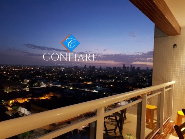 Torres Cenário - Lindo Apartamento com 3 Suítes - Nascente, Andar alto
