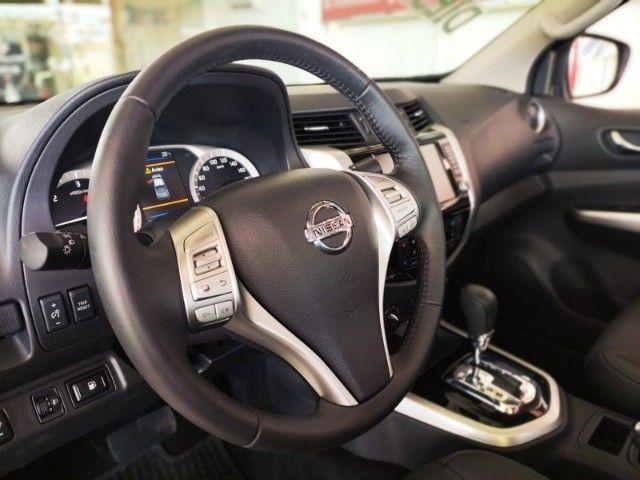 Nissan Frontier LE 2.3 Bi-Turbo Diesel 4x4 2021 - Foto 9