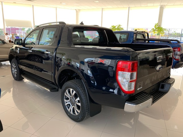 Ford Ranger Limited 3.2 Diesel 4x4 AT 2022   - Foto 7