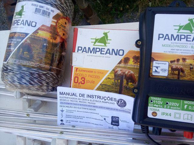 Cerca eletrica para gado ou animais domesticos - Foto 4