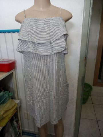 7 vestidos tamanhos diversos por 150.00 - Foto 2