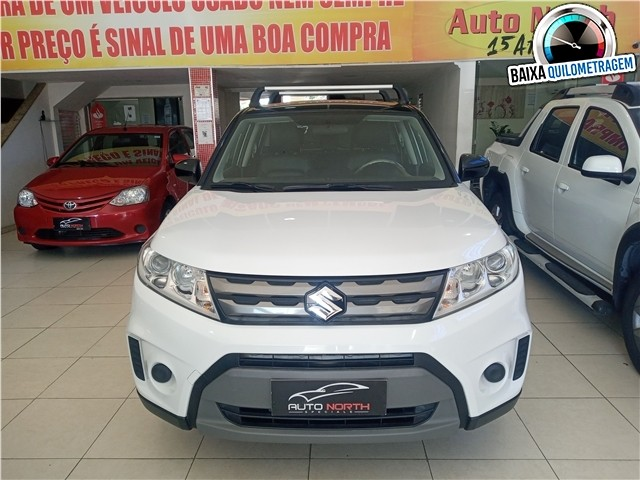 Suzuki Vitara 2019 1.6 16v gasolina 4all automático - Foto 2