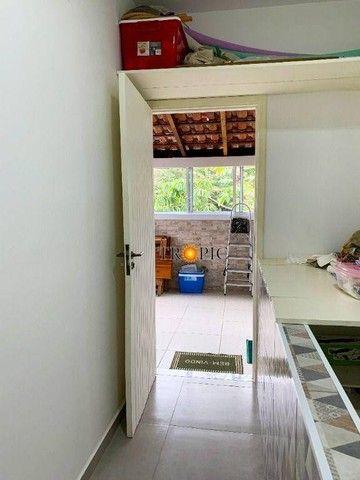 Apartamento com 3 dormitórios à venda, 120 m² por R$ 350.000,00 - Bal Mogiano - Bertioga/S - Foto 14