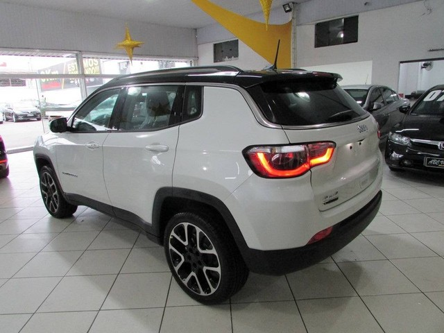 COMPASS 2021/2022 2.0 TD350 TURBO DIESEL LIMITED AT9 - Foto 10